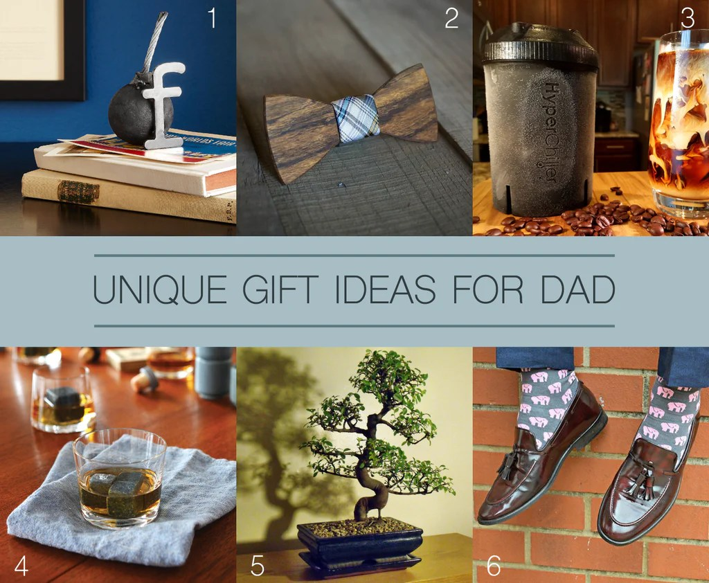 Unique Gift Ideas For Dad Lovepop