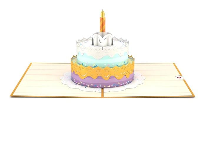 Happy Birthday Cake Lovepop