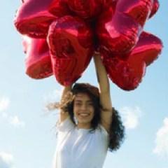 A Woman Enjoys Better Heart Health