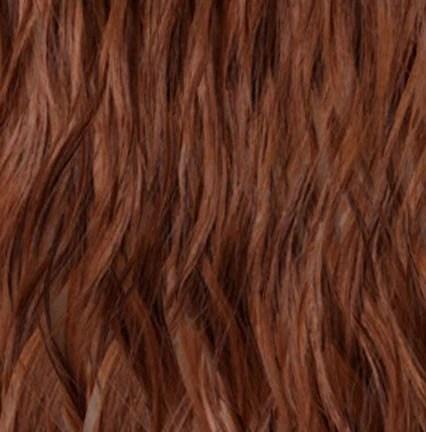 30 Medium Auburn Clipin Curly Hair Extensions  Wavy  Bella Kurls