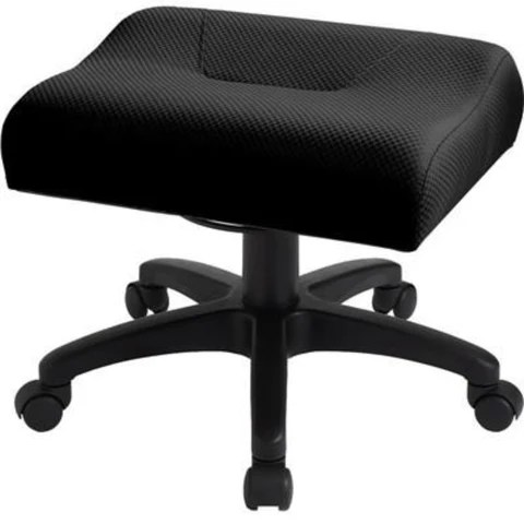 ergonomic chair with leg rest hanging canopy chairs seating ask ergo works ergocentric lr