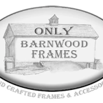 Only Handcrafted Rustic Barnwood Frames Free Shipping Available Only Barnwood Frames
