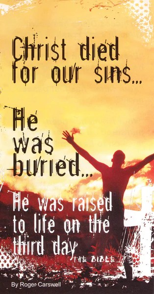 Christ Died For Our Sins Tract – Day One Publications