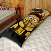 An1-mad Max Minion Fury Road Body Pillow Case | casepunch