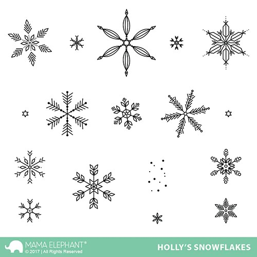 holly s snowflakes