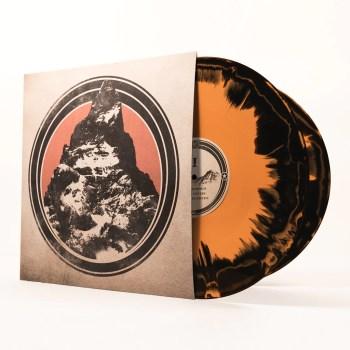 Zweitpressung von Ranges - The Ascensionist auf farbigem Vinyl