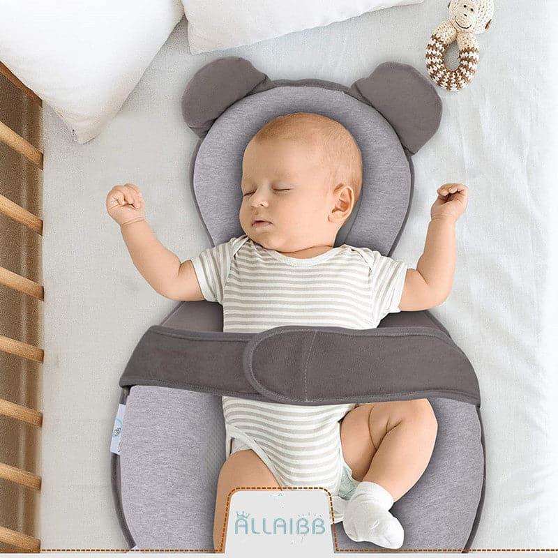 newborn recliner crib baby pillow to