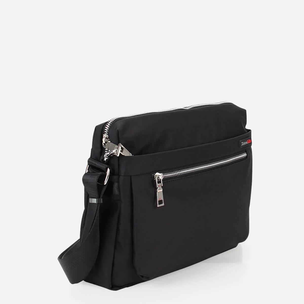 Zoomlite Julie Rfid Crossbody Bag Tablet Pocket Water