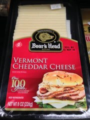 Boars Head Canadian Cheddar Shaw Farm