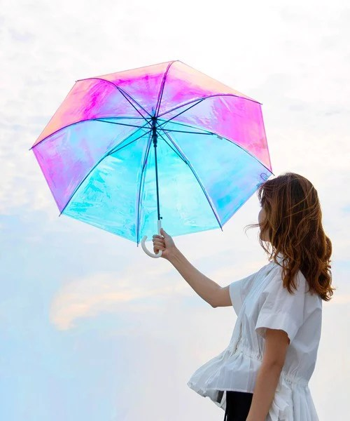 日本W.P.C 全視野透明極光雨傘 – Productpro 百得好