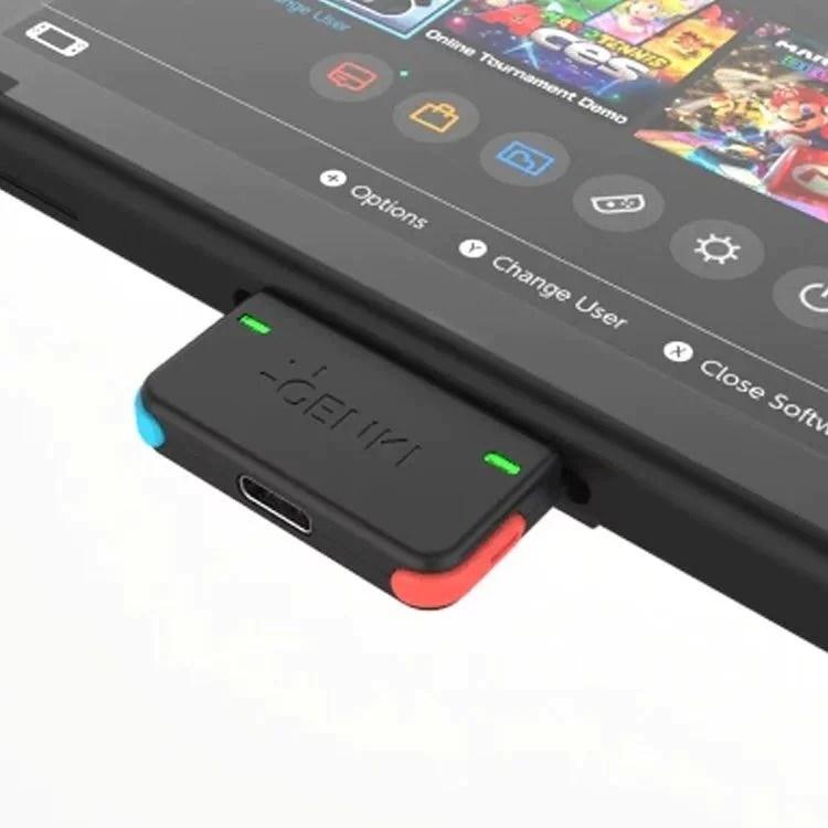 美國GENKI 任天堂Switch耳機藍芽傳輸器 – Productpro 百得好