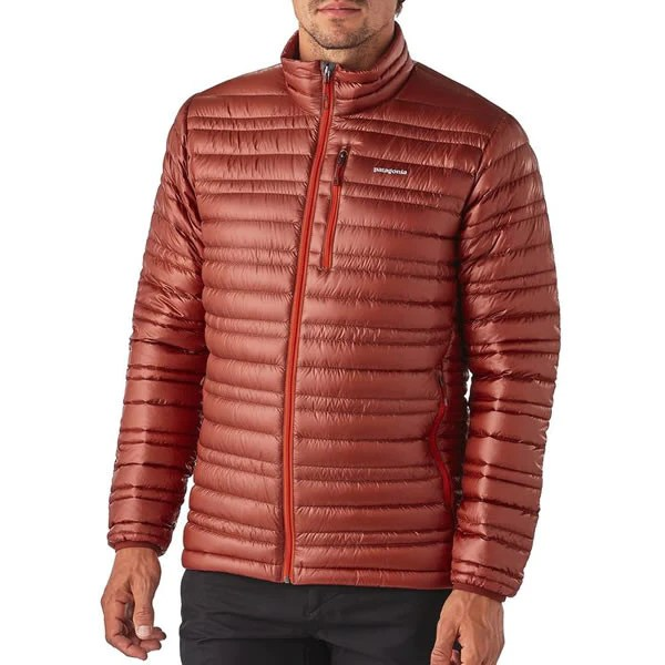 Patagonia Mens Ultralight Down Jacket 800 Fill Power