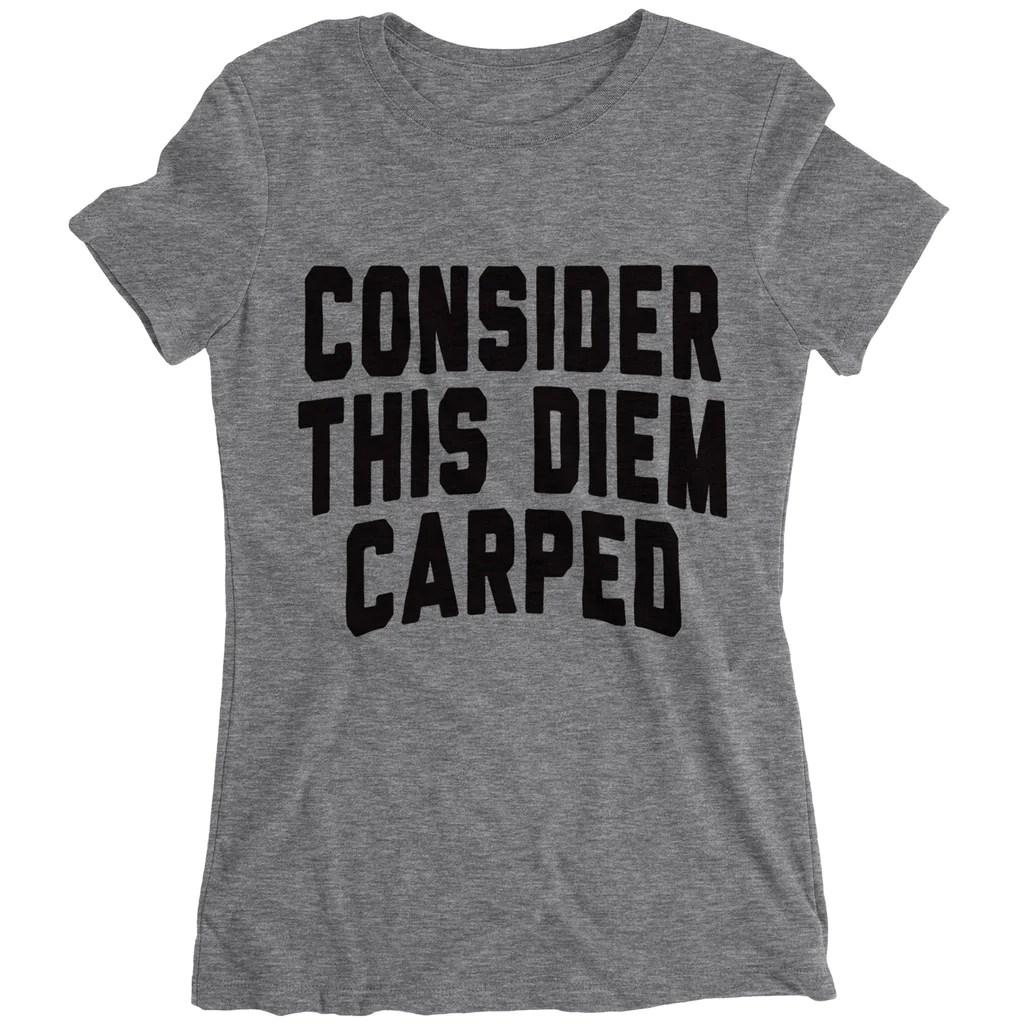 Consider This Diem Carped