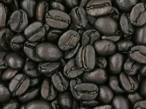 MAGICAL BLEND Medium and Dark Roasted Coffee Bean of Arabica Robusta WELCOME TO THE DENNYS