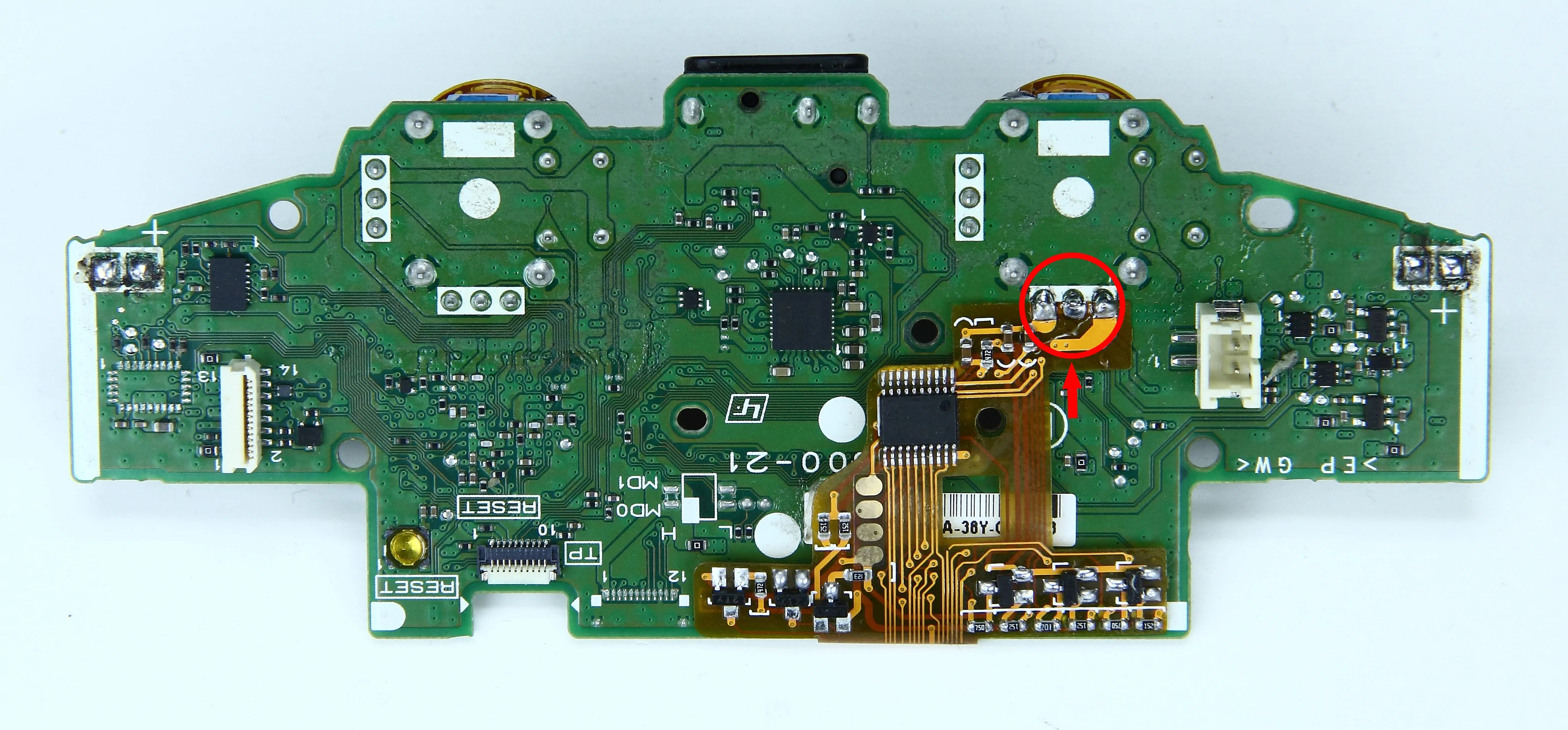 studio gyokimae arduino ps controller interface dualshock pcb scans playstation to usb wiring diagram diagram use on pc and tecnomente of retro adapter  [ 4105 x 1911 Pixel ]