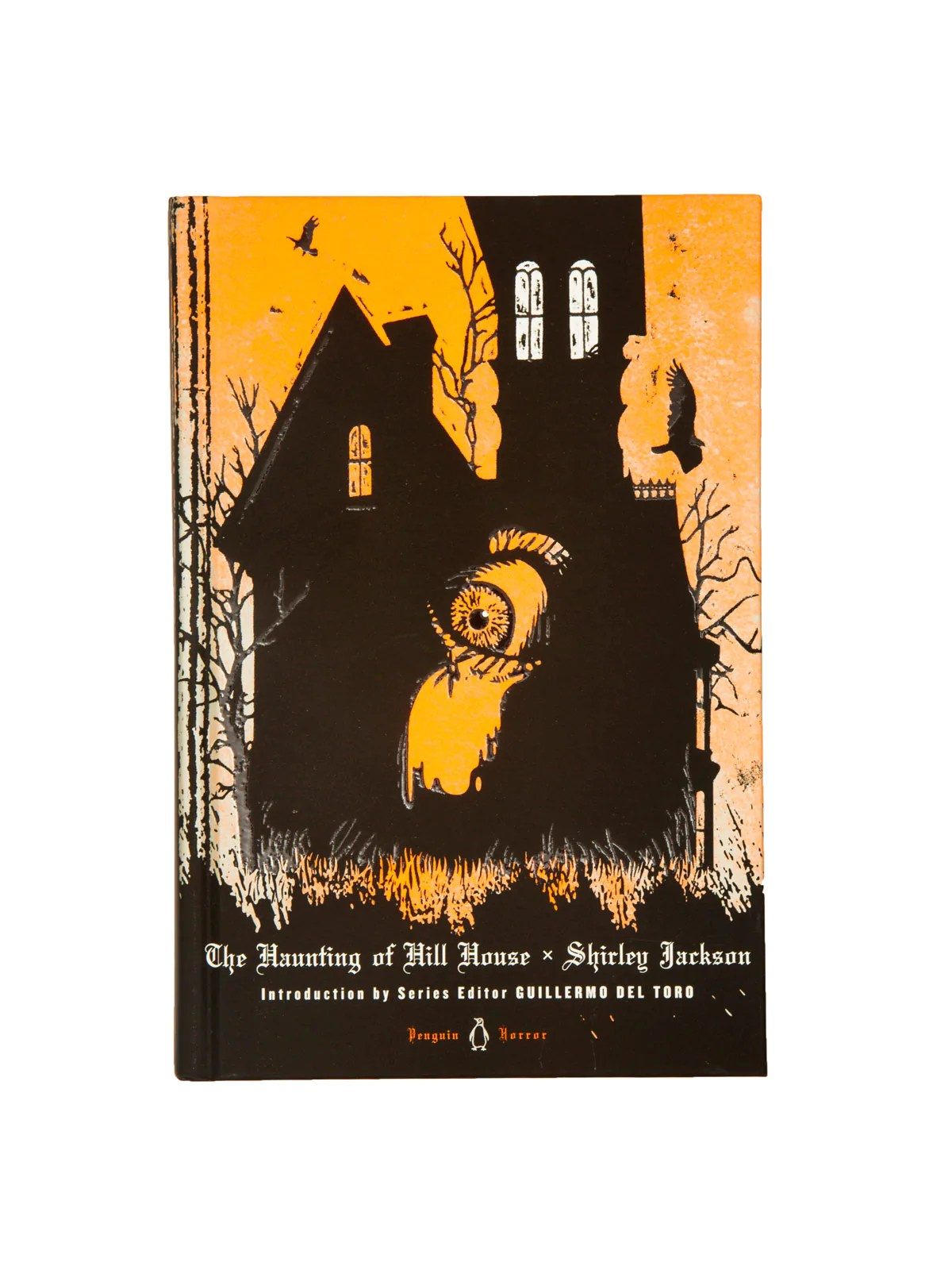 The Haunting Of Hill House Shirley Jackson : haunting, house, shirley, jackson, Haunting, House, Penguin, Horror, Print
