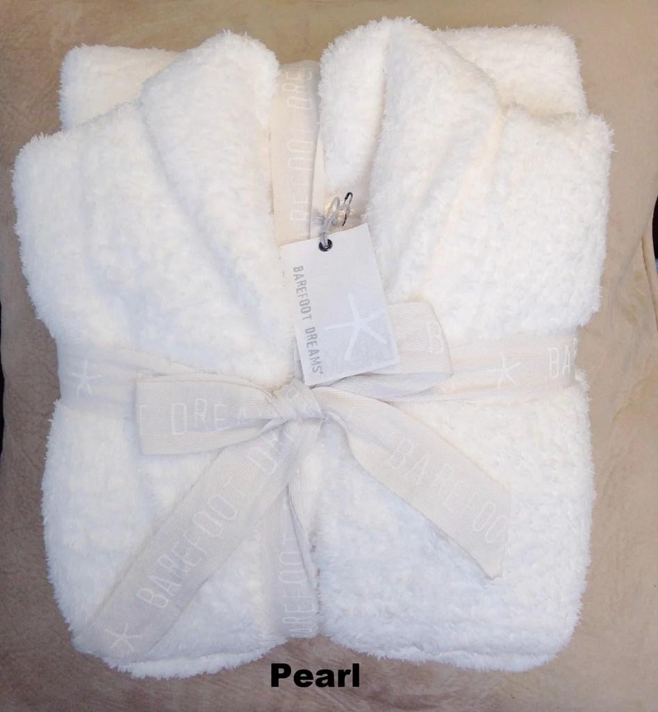 Barefoot Dreams Marshmallow Robe Gullah Gourmet