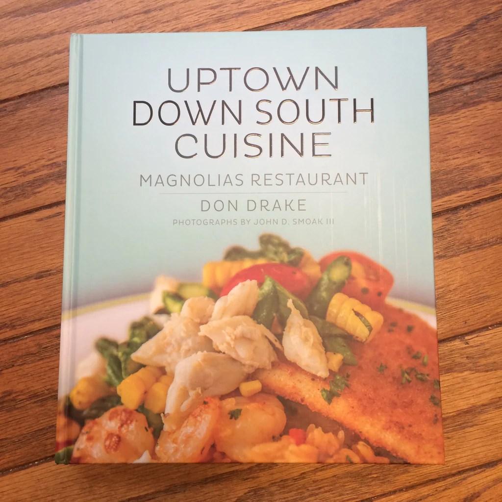 Uptown South Cuisine Cookbook Gullah Gourmet