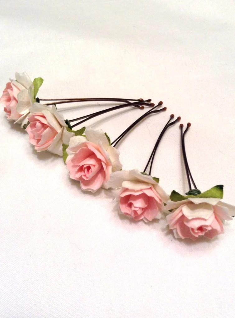 Hair Accessories Hair Pins Bobby Pins Flower Hair Pin