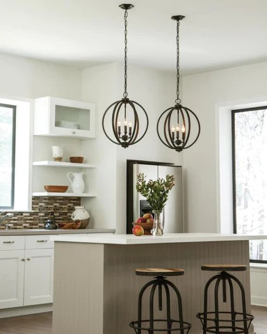 kitchen chandeliers cabinet images chandelier buying guide advice on sizing lighting design lampsusa orb