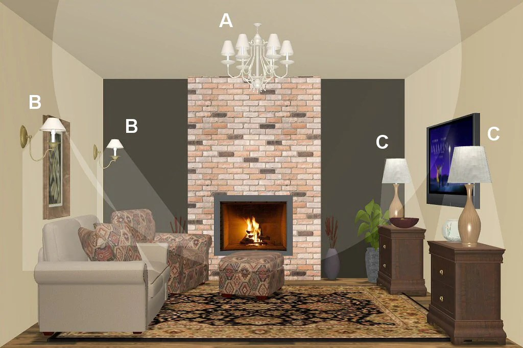lighting for living rooms ideas room rugs uk 20 powerful to improve your design plan 1