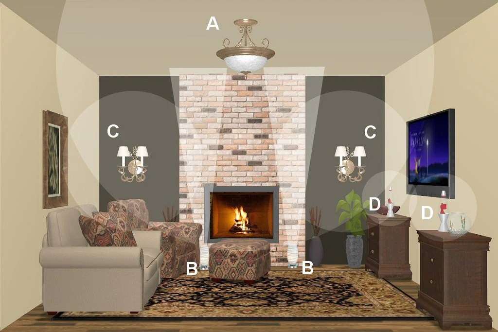 living room wall lights ideas how can i design my lighting 20 powerful to improve your plan 5