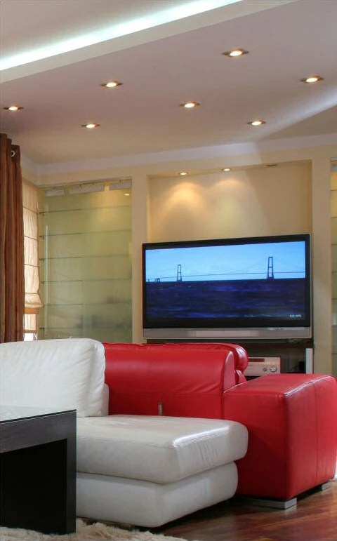 living room led lighting ideas decorating walls 20 powerful to improve your recessed