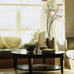 Living Room Floor Lamp Decorating Ideas For Christmas Lamps Guide To Tall Standing And Reading Lampsusa A Tree Is Resembling Whereby The Main Body Of Hosts Only Short Branches With Lights On End Them