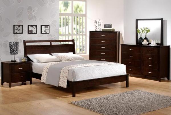 Ian Bedroom Set  Katy Furniture