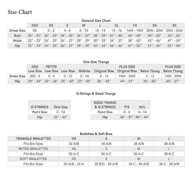Size charts also addiction douceur women   shorts shop online at lingerie theory rh lingerietheory