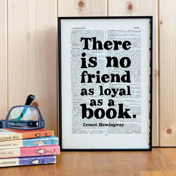 Image result for book quote print