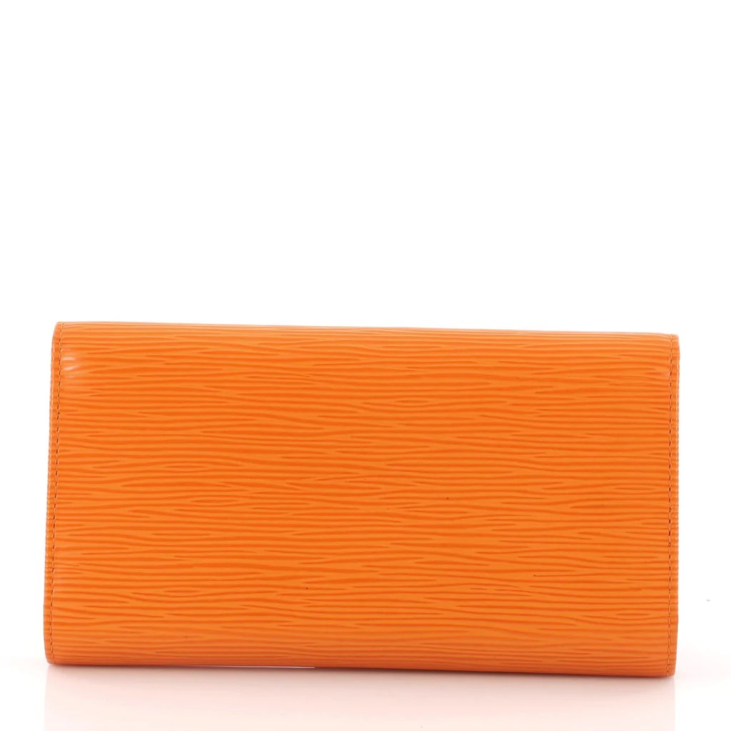 cf9ae6c3d25 Porte Tresor International Wallet Epi Leather
