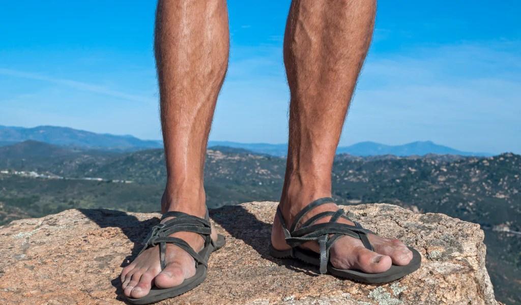 6 best minimalist sandals