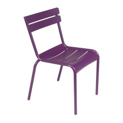 Fermob Bistro Chair Lifetime Chairs Warranty Luxembourg Stacking Side Set Of 4