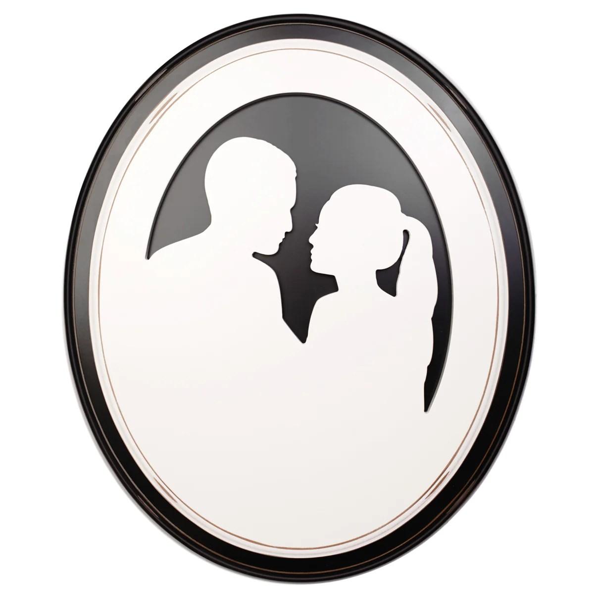 couple silhouette
