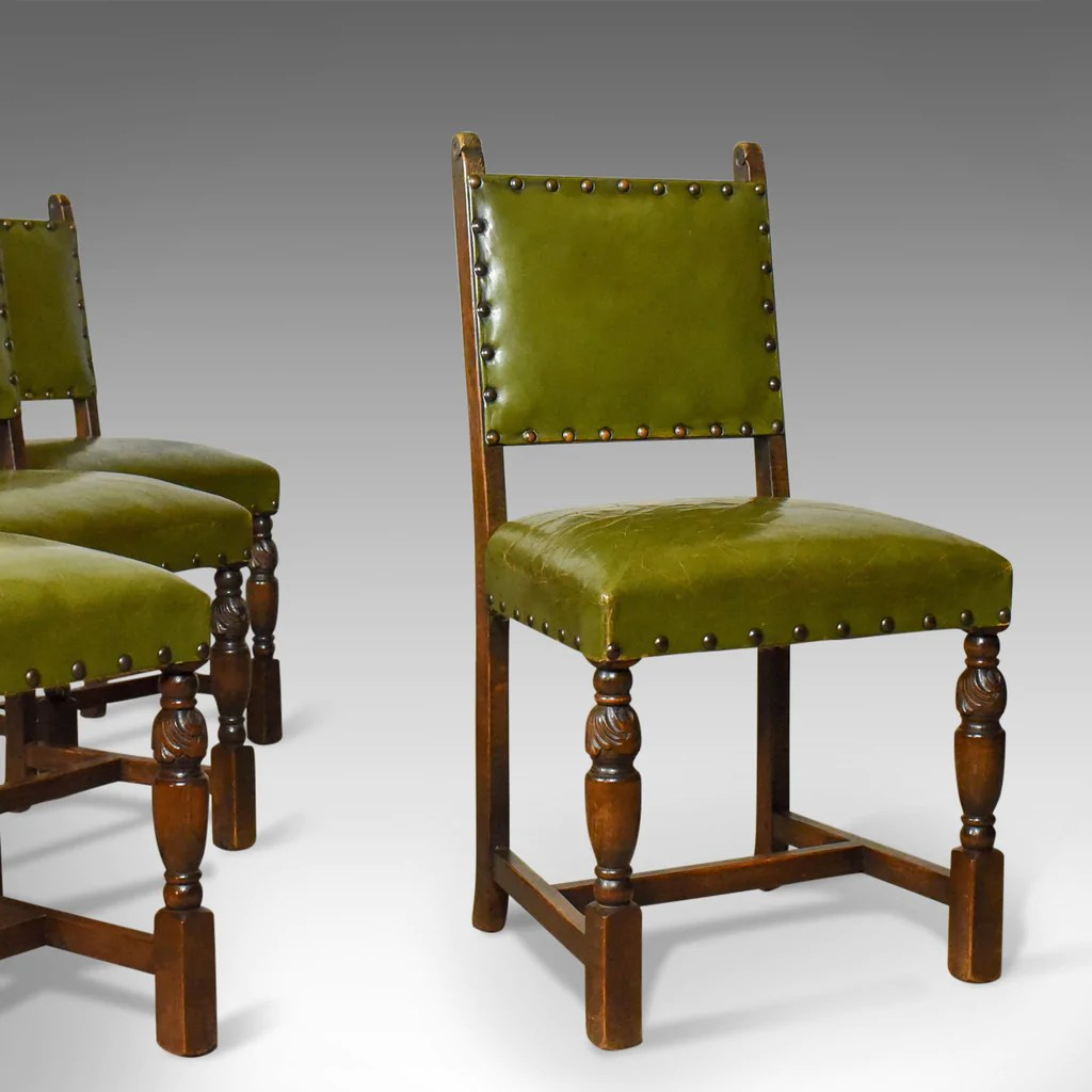dining chair sets of 4 farmhouse kids table and chairs set four antique jacobean revival