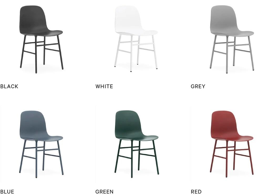 chair steel legs outdoor double papasan normann copenhagen form nannie inez