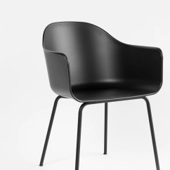 Chair Steel Legs Mid Century Rocking Menu Harbour Nannie Inez Newsletter