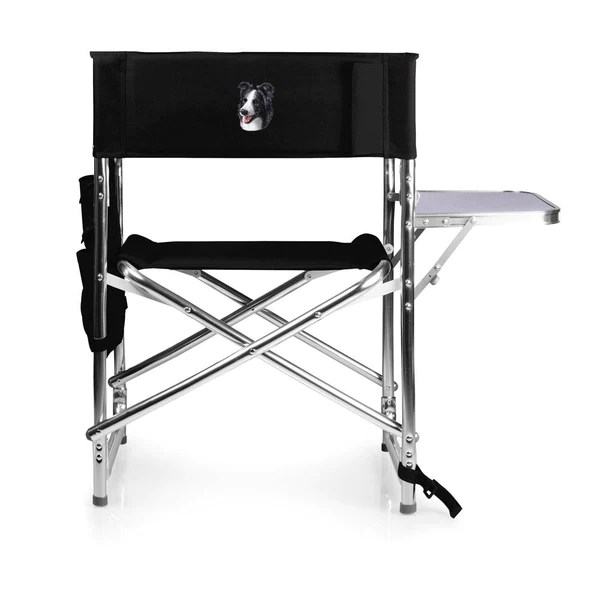 folding chair embroidered slipcovers for oversized chairs and ottomans border collie sports akc shop