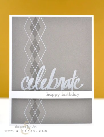 simple shapes card 3
