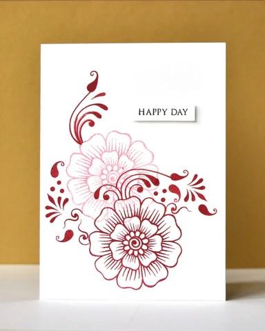 Hennah elements card