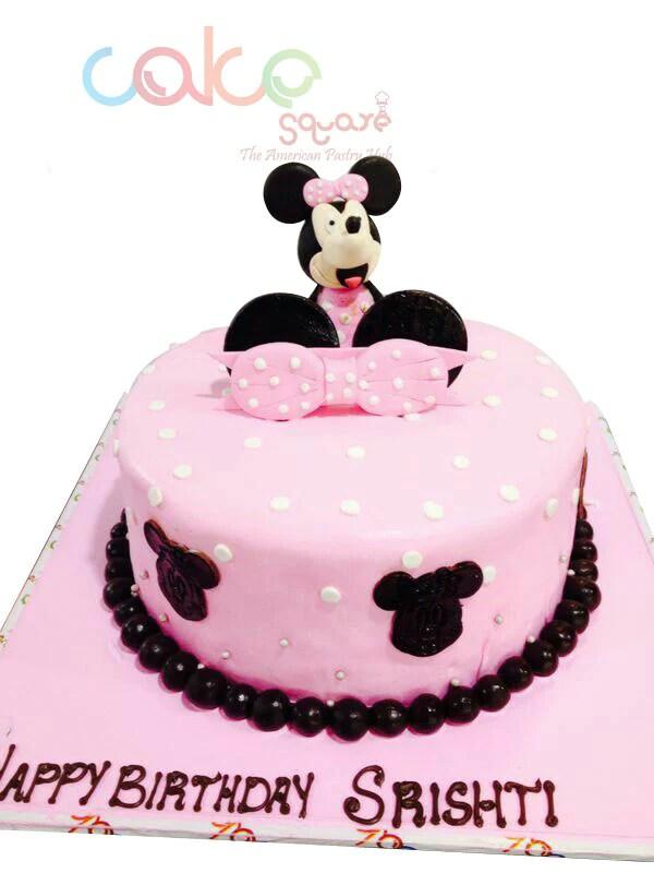 ODC160 Mickey Mouse Cake  Cake Square Chennai