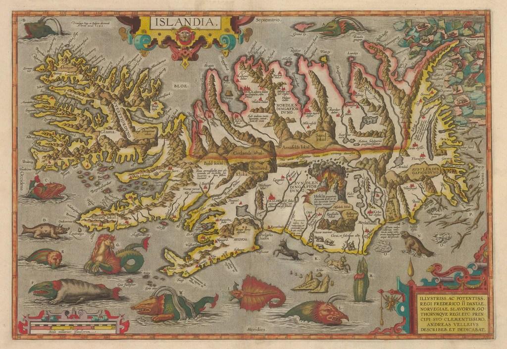 1585 Islandia Hjbmaps Hjbmaps Harlan J Berk
