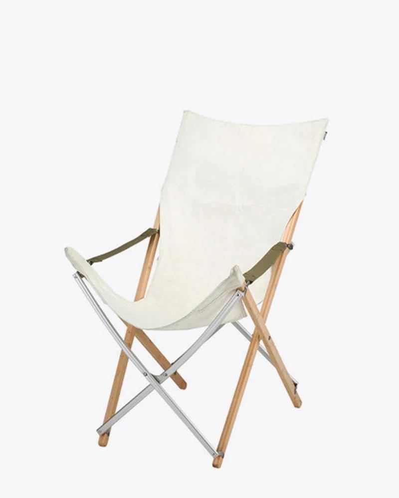 Také Bamboo Chair Long Snow Peak
