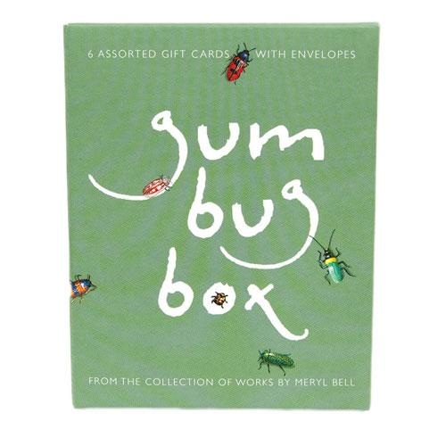 Gum Bug Boxed Cards Australian Made Gift Cards Bits Of