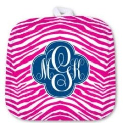 Kitchen Hot Pads Best Water Filter System New Monogrammed Beaujax Boutique Home