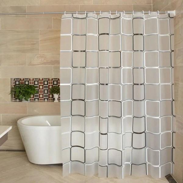 rideaux de douche pour baignoire