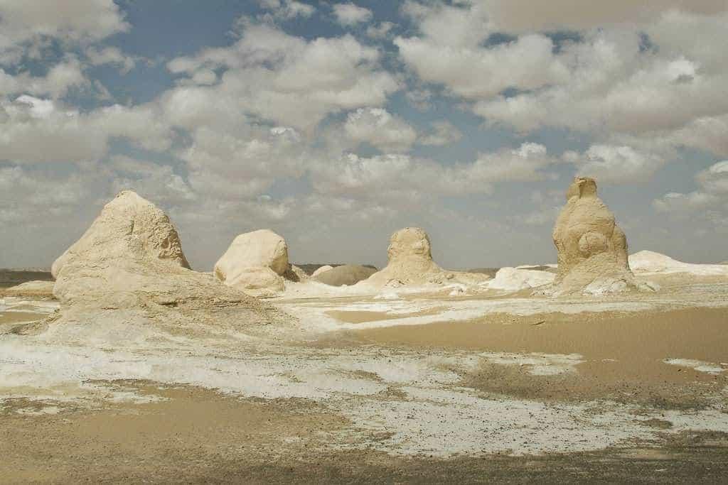 White Desert (Sahara el Beyda)