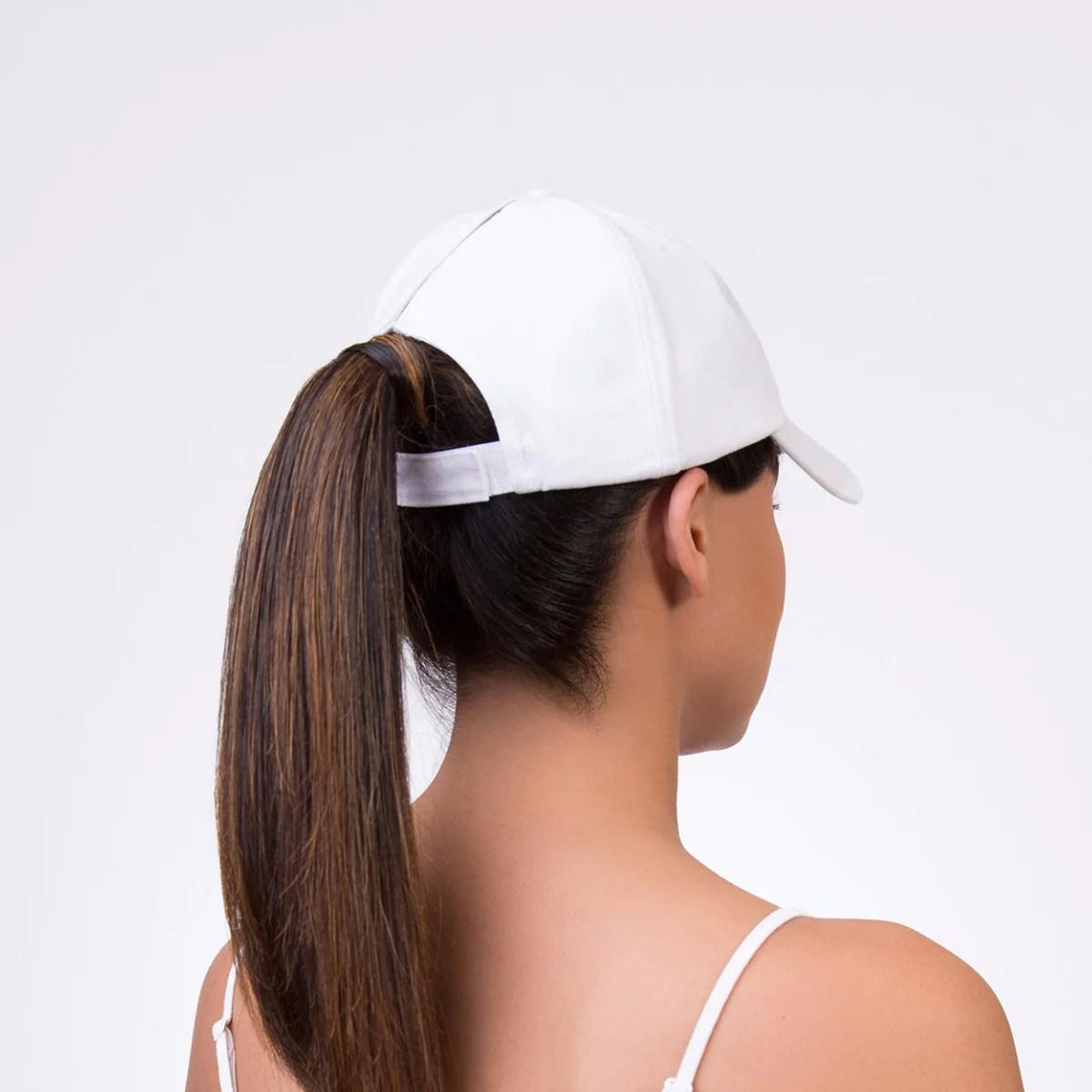 spony ponytail baseball cap - softball
