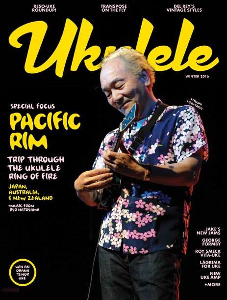 New Zealands Wellington International Ukulele Orchestra Gets